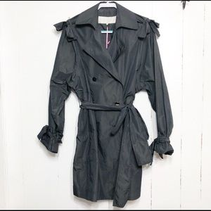 Stella McCartney for Target Black Trench Coat